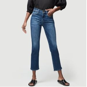 FRAME Le High Straight Leg Jeans | Bestia Wash